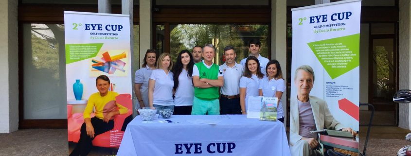 2° Eye Cup Golf Competition by Lucio Buratto - Barlassina