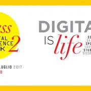 Lucio Buratto alla Class Digital Experience Week 2
