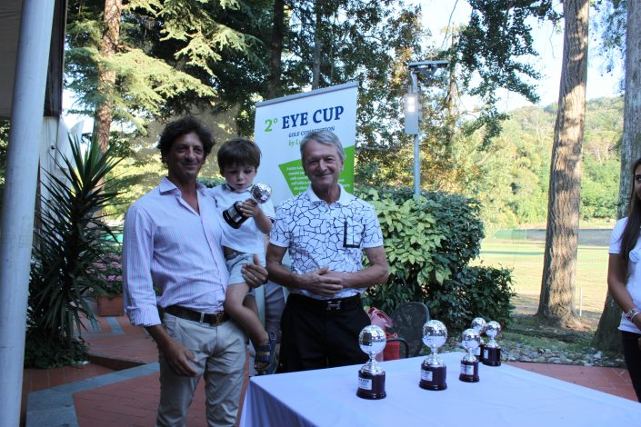 2° Eye Cup Golf Competition by Lucio Buratto - Rapallo, 16 Luglio 2017
